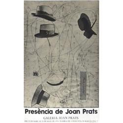Miro   Presencia de Joan Prats 1976 (small) #2376503