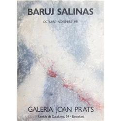 Salinas   Galeria Joan Prats 1981 #2376506