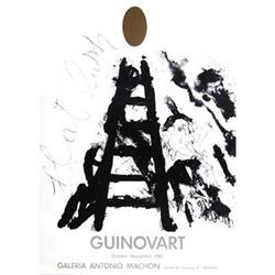 Guinovart   Galeria Antonio Machon 1985 #2376508
