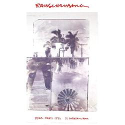 Rauschenberg   Pass for Two (Night Sights) 1992#2376518