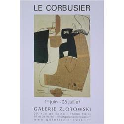 Le Corbusier   Galerie Zlotowski #2376519