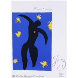 Matisse   Centre Pompidou, Jazz #2376524