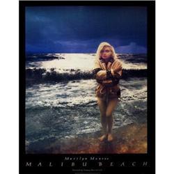 Tommy Merryfield Marilyn Monroe-Malibu Beach#2376531