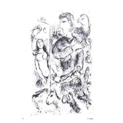 Marc Chagall Creation Lithograph #2376551