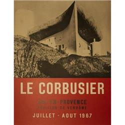Le Corbusier Pavillon de Vendome Lithograph #2376570