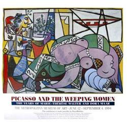 Picasso The Painter's Studio Offset Lithograph #2376575