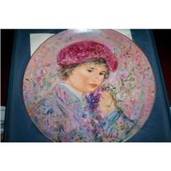 Limited edition Hibel plate #2376613