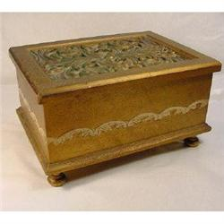 Vintage Musical Jewellery Box. #2376618