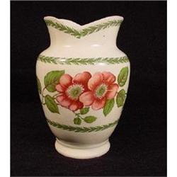 Victorian Toothbrush Jar, Floral. #2376620