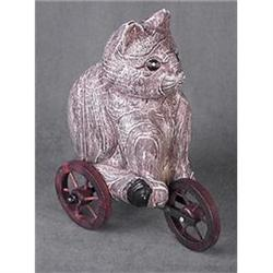 CLASSIC CAT ON TRIKE TOY / BIKE / NEW #2376644