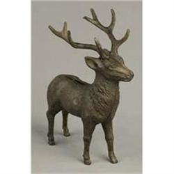 CAST IRON DEER BANK * NEW #2376659