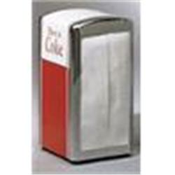COCA COLA SODA NAPKIN HOLDER / DINER / NEW #2376702