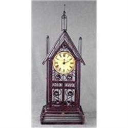 NEW WIRE METAL CLOCK #2376724