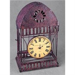 CAST IRON CLOCK / NEW #2376741