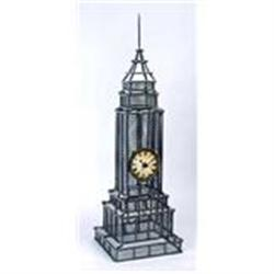 EMPIRE STATE BUILDING CLOCK / WIRE MESH NEW #2376748