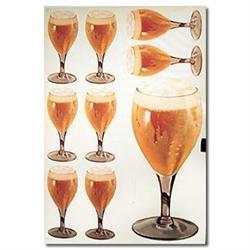 VINTAGE BEER SIGN ~ glasses MUGS POSTER #2376803
