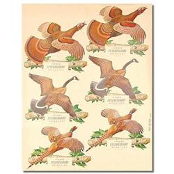 GAMEBIRDS DIMESTORE POSTER SIGN ~ vintage #2376812