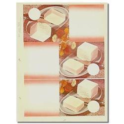 old vintage VANILLA ICE CREAM Plate Store Sign #2376828