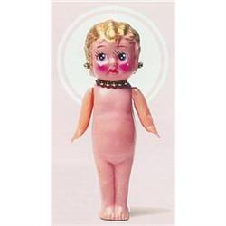 VINTAGE CELLULOID CARNIVAL TOY CIRCUS DOLL #2376842
