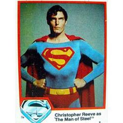 FULL VINTAGE TOPPS SUPERMAN 1978 COLLECTOR #2377071