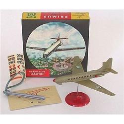 VINTAGE SUD-AVION S.E. 210 CARAVELLE AIRPLANE #2377106