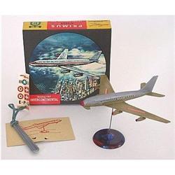 VINTAGE BOEING 707 MODEL AIRPLANE JET TOY #2377107