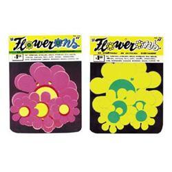 VINTAGE FLOWERONS PEEL STICK FLOWER DECALS #2377128