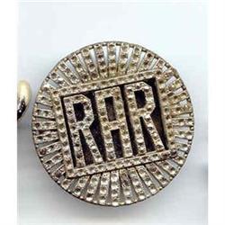 SALE Vintage RAR  Marcasite  Pin #2377402