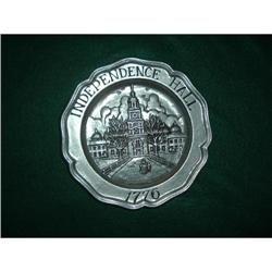 Pewter plate #2377419