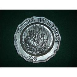 Pewter plate #2377420