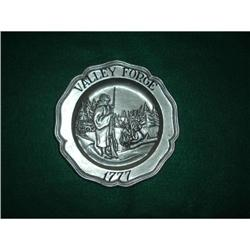 Pewter plate #2377422