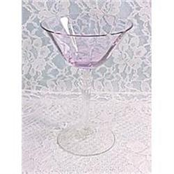 Fostoria Wisteria #5099 Stemmed Champagne #2377451