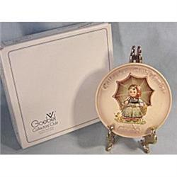 Hummel Goebel Collector's Club Plate Mint Box #2377470