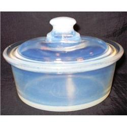 """Fry Ovenware 6"""" covered Casserole #2377531"""
