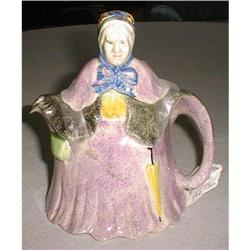 English Little Old Lady Teapot #2377546