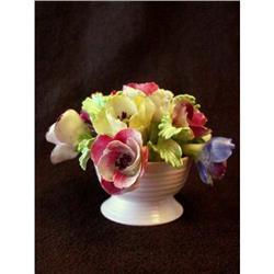 Porcelain Floral Bouquet #2377550
