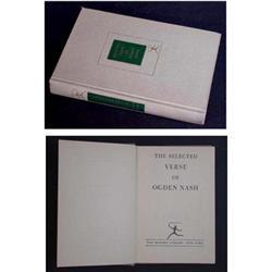 Selected Verse of Ogden Nash - 1945, New York #2377552