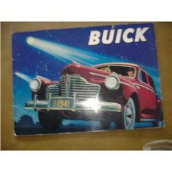 Brochure of 1941 Buicks #2377566