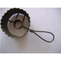 Tin Donut & Biscuit Cutter Reversible #2377569