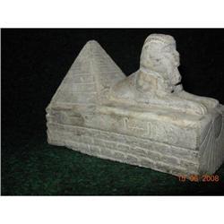 Rare Ancient Egyptian Sphinx Statue #2377574