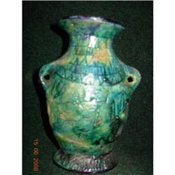 Rare Egyptian Large Cosmetic Vessel #2377577