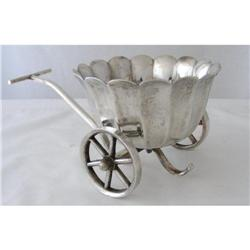 Sugar Wagon circa 1930 Silver Plated #2377969