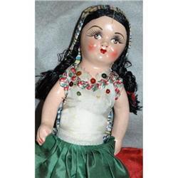 Vintage Ethnic Doll   #2378059
