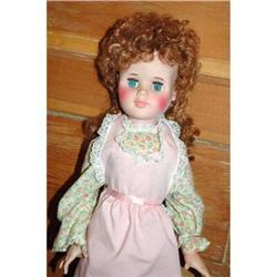 """25"""" Eegee Walker Doll  with sleep eyes  #2378075"""