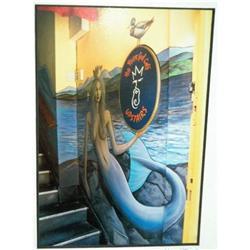 """River Goddess"" Signed & Numbered Art #2378084"