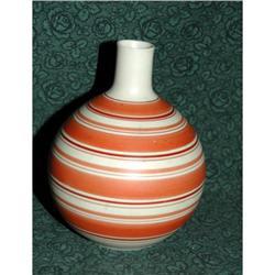 Pottery Seed  Pot Vase  Signed  #2378104