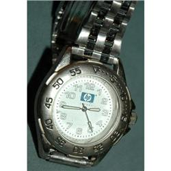 Hewlett Packard Invent Logo  Advertising  Watch#2378105