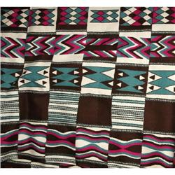 3yds + Retro S.W. Design Canvas Duck Fabric #2378142