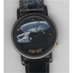 Star Trek Enterprise Watch Water Resistant  #2378156