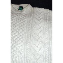 Snamara Authentic Irish Fisherman Hand Knit #2378166